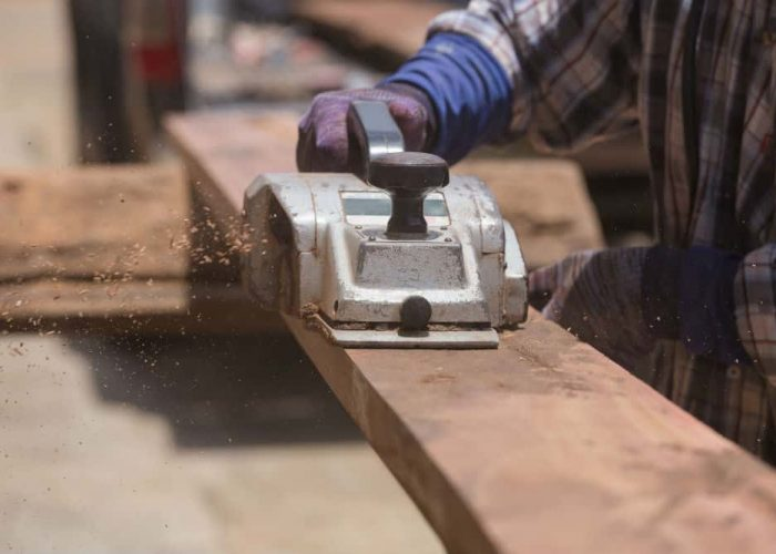 5 Different Electric Hand Planer Uses