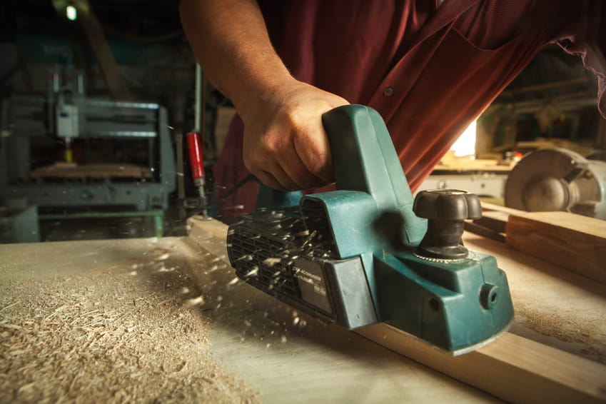 Electric Hand Planer Tips