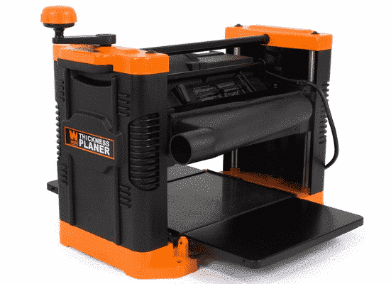 Wen 6550 12.5 inch 15A Benchtop Thickness Planer Review