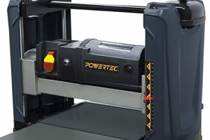 POWERTEC PL1251 12-1/2-Inch 15-Amp Planer Review