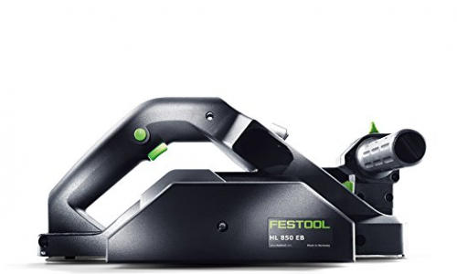 Festool 574690 HL 850 E Planer Review