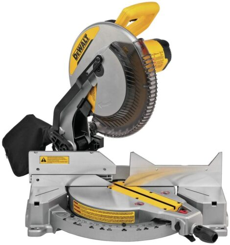 Best budget 12-inch miter saw – Check the best option available